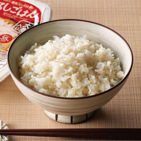 ロカボスタイル へるしごはん(炊飯パック) 150g×24パック 写真