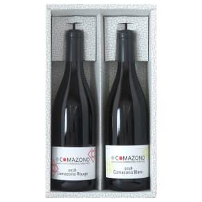 駒園ヴィンヤード 日本ワイン赤白セット (720ml 各1本) 写真