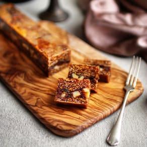 「ノヴァ」 有機ドライフルーツの石畳(フルーツケーキ) 写真