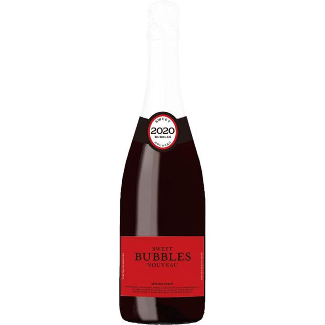 アンリ・フェッシ スイート バブルス ヌーボー 2020 ※ボトルデザインは変更になる場合がございます。