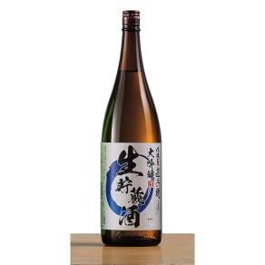 【日本酒】信濃屋甚兵衛 大吟醸 生貯蔵酒 (1.8L) 写真