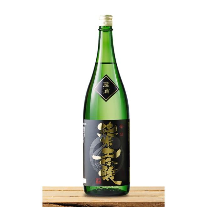 【日本酒】純米大吟醸 蔵酒 (1.8L)