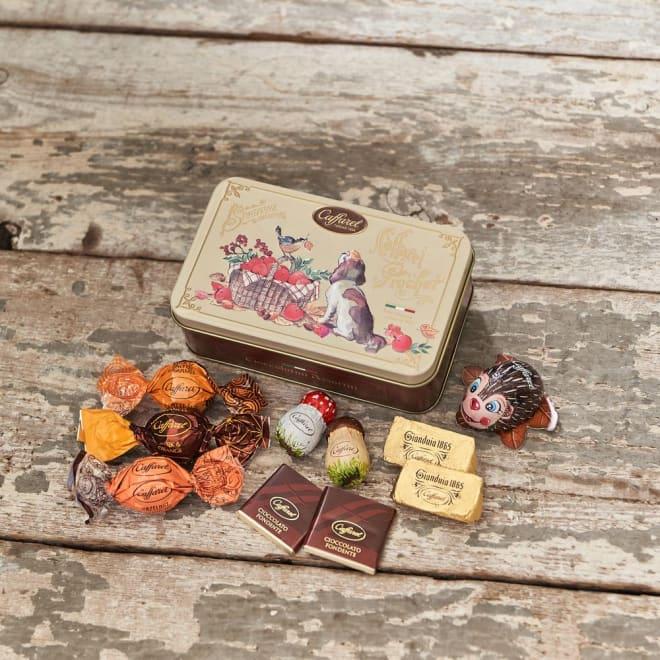 カファレル クラシックM缶 「カファレル」2020年秋冬限定コレクションは、クラシカルなゼザインとアーティストカラーで、いつもひと味違った'大人かわいい'ラインナップで新登場!