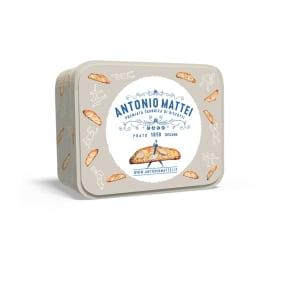 アントニオマッティ・カントチーニ・スクエア缶 写真