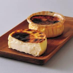 【お歳暮ギフト】バスクチーズケーキセット (6個) 写真