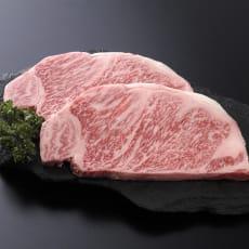 宮崎牛 ロースステーキ肉 (160g×2枚)