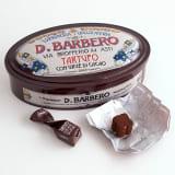 D.BARBERO/バルベロ トリュフ茶缶 (12粒)【通常お届け】 写真