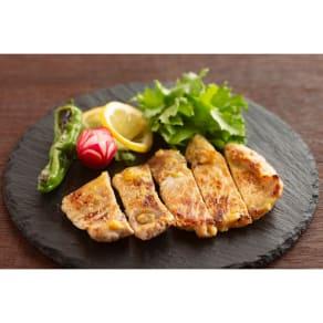 「料理屋まえかわ」 前川浩一監修 国産豚肉の西京味噌たれ漬 写真