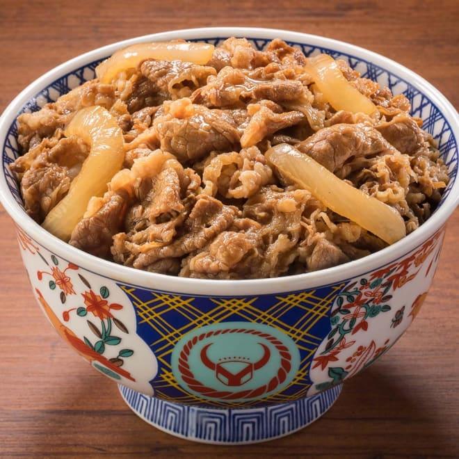 吉野家 超特盛牛丼の具 10食セット 【盛り付け例】このボリューム!是非お楽しみください。