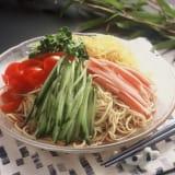 【7月お中元】博多冷やし中華10食 写真