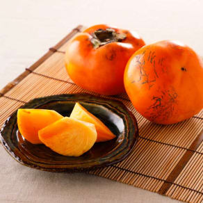 熊本県産 dの柿(太秋柿) (約3.5kg) 写真