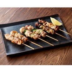 【おつとめ品】国産鶏の焼き鳥セット(塩味) 3種計30本