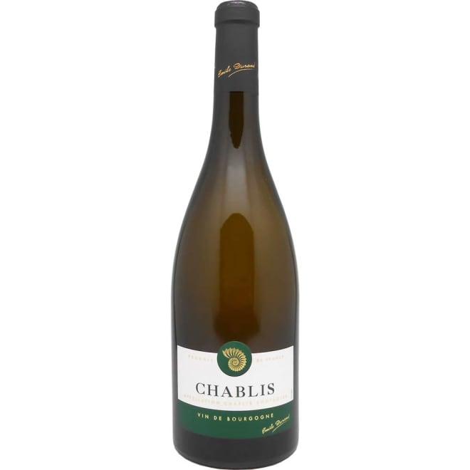 【ワイン】エミル・デュラン・シャブリ ※ラベル等が変更になることがございます。※ヴィンテージは変更になることがございます。