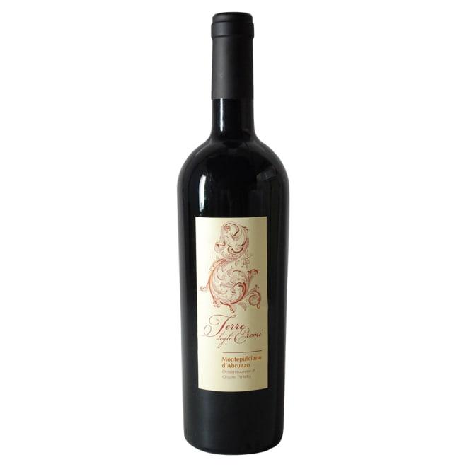 【ワイン】テッレ・デグリ・エルミ・モンテプルチャーノ・ダブルッツォ ※ラベル等が変更になることがございます。※ヴィンテージは変更になることがございます。