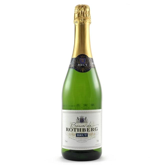 【スパークリングワイン】バロン・ド・ロズベルグ ブリュット ※ラベル等が変更になることがございます。