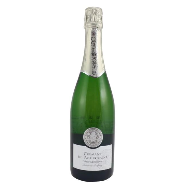 【スパークリングワイン】クレマン・ド・ブルゴーニュ・プランス・ド・ドゥルフェイ ※ラベル等が変更になることがございます。