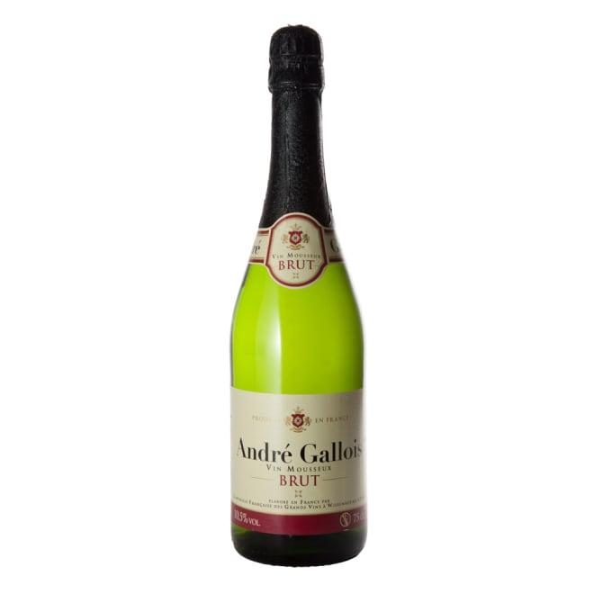 【スパークリングワイン】アンドレ・ガロワ・ブリュット ※ラベル等が変更になることがございます。