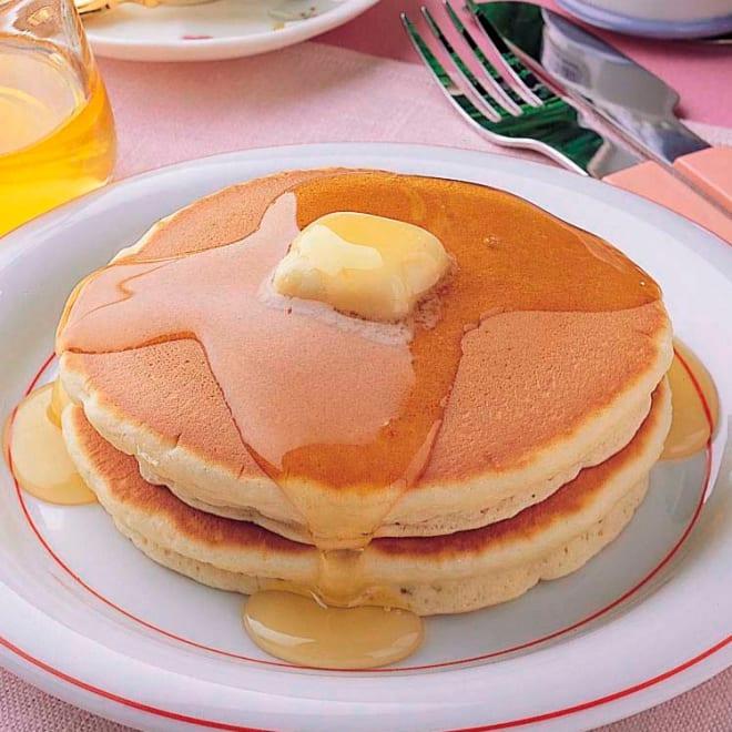 【業務用食材・食品】TableMark/テーブルマーク ホットケーキ (2枚入×30袋) 【盛付例】