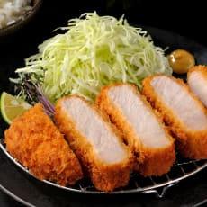 味の素冷凍食品 三元豚厚切り上ロースカツ 業務用 (1.2kg/約200g×6個)