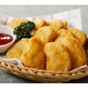 【業務用食材・食品】薩摩ハーブ悠然どり チキンナゲット(1kg×2袋) 写真