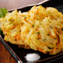 【業務用食材・食品】具だくさん 野菜かき揚げ (800g×2袋)