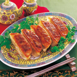 味の素 大餃子 (10個×8袋) 【調理例】