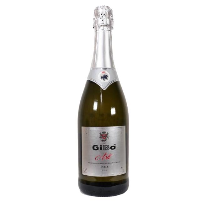 【スパークリングワイン】アスティ スプマンテ ジーボ 750ml ※ラベルデザイン等が変更になる場合がございます。