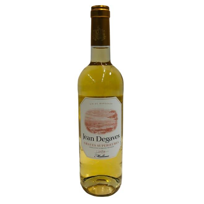 【白ワイン】ジャンドガーヴ・グラーヴ・シュペリュール (750ml) ※ラベルデザイン等が変更になる場合がございます。