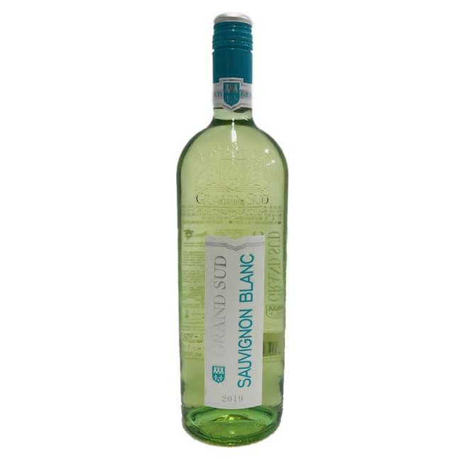 【白ワイン】グラン・シュッド ソーヴィニヨンブラン 1リットル これぞ南仏のソーヴィニヨンブラン。フレッシュな味わい、キリッとした酸味が特長です。