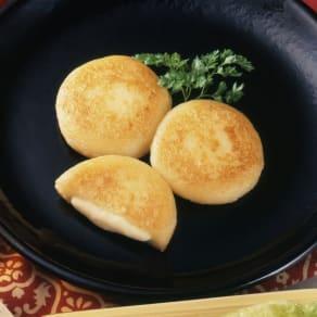 味の素ポテトもち(カマンベールチーズ入り)20個 写真