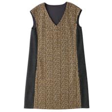 ブークレジャカード使い ジャージージャンパースカート(大きいサイズ)