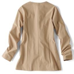 東レ ウルトラベール(R)使用 うすかる速乾ジャケット Back Style