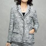マリア・ケント社 ファンシーツイード ジャケット 写真