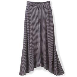 SO SOON/ソースーン ストライプスカート Back Style