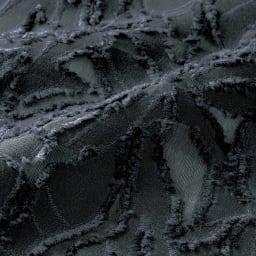 フラワーカットジャカード タック フレアースカート 生地アップ