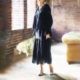 コットンエンブロイダリー スカート 写真