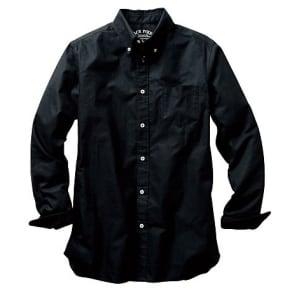 (L・LL)オックスフォード ボタンダウンシャツ (長袖) 写真