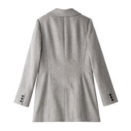 「NIKKE」 カシミヤセーブル デザイン ジャケット BACK