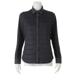 ダウン入り リバーシブル シャツジャケット ※今回こちらのお色の販売はございません。参考画像です。