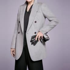 「NIKKE」 カシミヤセーブル デザイン ジャケット