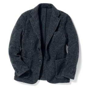 「MAPEL」 スライバーニットジャケット 写真