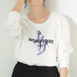 WORDROBE/ワードローブ ロングスリーブ プルオーバー 写真