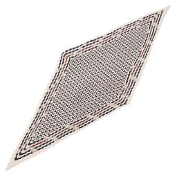 KORA KANE/コーラカーネ スカーフ付きTシャツ(イタリア製) スカーフは単品でも使用可