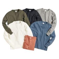 袖リブ腕まくり Tシャツ(サイズS)