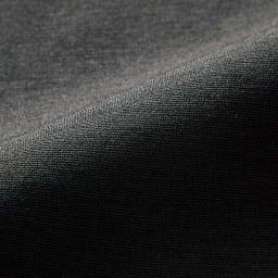 ニット×ポンチ ジャージー ドッキング ワンピース 生地アップ