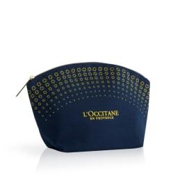 L'OCCITANE/ロクシタン イモーテル プレシューズ 7DAYSトライアル イモーテル プレシューズポーチ(サイズ(約)幅23×奥行7.5×高さ15cm)
