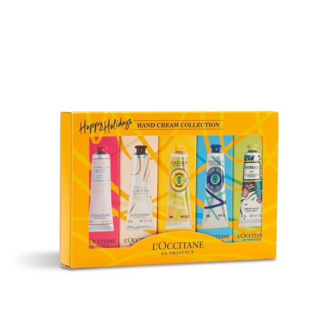 L'OCCITANE/ロクシタン ハッピーホリデー ハンドクリームコレクション