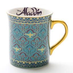 アラジン/マグカップ2個セット|ディズニー ミュージカル 食器 マグの内側にアラジンのロゴいり