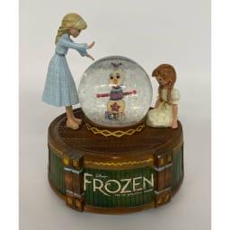アナと雪の女王/スノーグローブ オルゴール付き