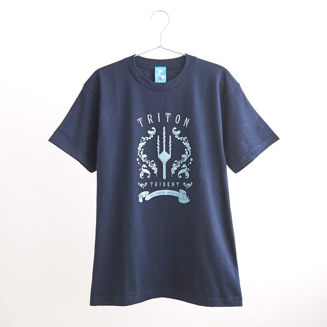 リトルマーメイド/トリトン 半袖Tシャツ(男女兼用) |ディズニー ミュージカル